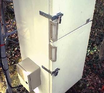 Cadenas frigo les ustensiles de cuisine - Comment transporter un frigo ...